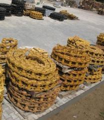 Гусеницы JCB ролики, цепь, направляющие колеса для