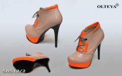 OLTEYA SHOE BOOTS ART. 58512/2 Sale wholesale