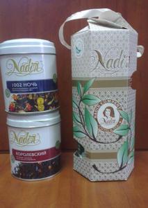 Чайный набор ТМ NADIN