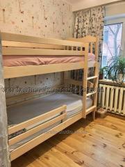 Two-story transforming bed Mowgli (beech)