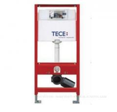 Застенный модуль для подвесного унитаза TECE