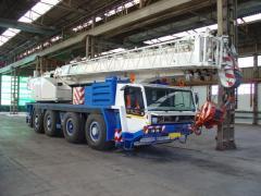 TADANO FAUN ATF90-4 truck crane