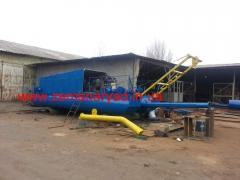The HCC 400/40 dredge available in warehouse