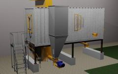 TGT heatgenerator