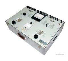 Electrical measuring instruments Sets measuring