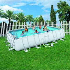 Frame rectangular pool of 56272 Bestway