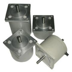Electric motors step - the Electric motor step