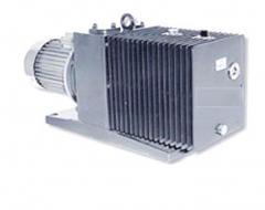 Lamellar and rotor vacuum NVR pumps