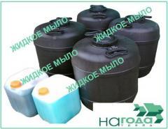 KONTUR-ZAP (Liquid soap) - the plasticizing