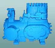 Piston compressors - the Refrigeration compressor