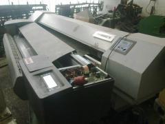 Automatic pozolotny press of KOLBUS