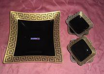 Элитные наборы тарелок глубокие Arcofam ( 7 предметов)