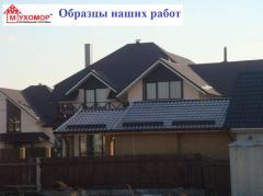 Accessories and accessories. To buy roofing