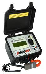 Measuring instrument of parameters of transformers