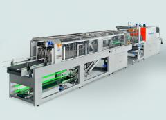 Packing machine of UMT-1500-AL02