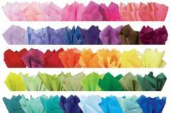 Бумага папирусная тишью 2017 (100 листов)