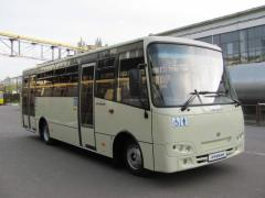 The A092H, A093H bus city equipped for