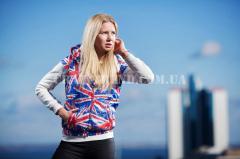 Жилетка утепленная Британия. Женская одежда  оптом