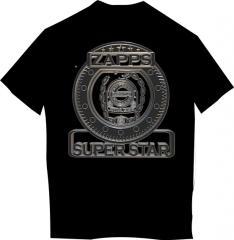 T-shirt black 3D
