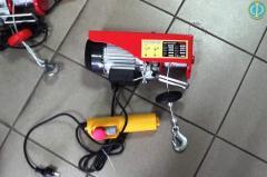 Электро тельфер Forte FPA 250 (250 кг)