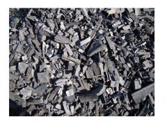 Carbón empaquetado