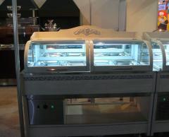 "Refrigerating show-window ""Buffet"