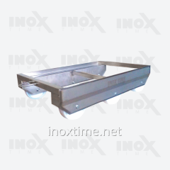 The cart transport for boxes 600*400