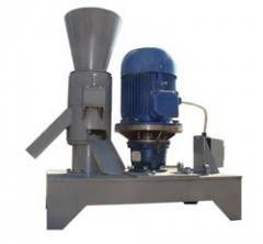 Granulator of 50 kg/h
