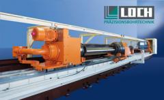 1-Одношпиндельный станок для глубокого сверления в сплошном материале с системой ВТА TB 4-45-6000, пр-во LOCH (Германия)