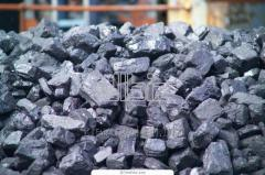 Coal Anthracite in bags on 50 kg