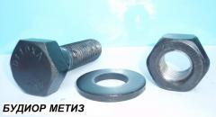 Bolts, screws 10.9