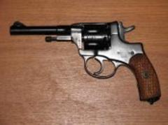 Revolvers under Flaubert's cartridge - Guns
