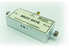 The microwave oven amplifier transistor low-noise