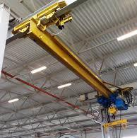 The crane beam electric basic and suspended by the