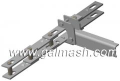 Conveyors scraper for TSG pus - 3B for the