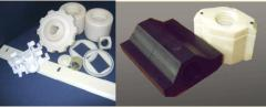 Details from constructional plastic