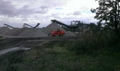 Crushed stone elimination primary