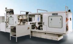 8-Восьмишпиндельный станок для глубокого сверления TBA 1-6/E-500/4 BRS, пр-во LOCH (Германия)