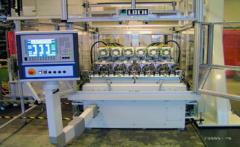 6-Шестишпиндельная установка для глубокого сверления TBA 1-5/E-150/6, пр-во LOCH (Германия)