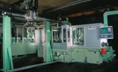 Установка для глубокого сверления с тремя двухшпиндельными головками TBA 1-222-300/2-3, пр-во LOCH (Германия)