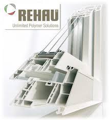Однокамерное одностворчатое  окно Rehau
