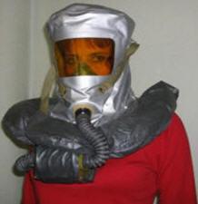 Самоспасатель СИП-1 изолирующий противопожарный