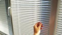 Horizontal white to buy blinds Kiev