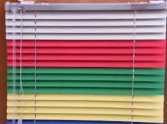 Horizontal color to buy blinds Kiev, Ukraine
