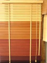 Horizontal color to buy blinds Kiev