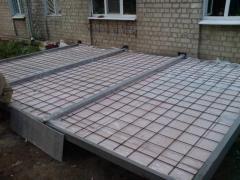 Изготовление и монтаж балконов