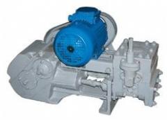 Pump piston nutritious AN 1/16