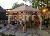 Awning on the 6th coal arbor 3,5 meters. width of