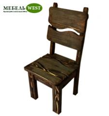 "Semi-antique tree chairs, Chair ""Hvilka"