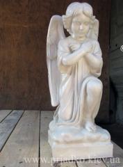 Ангелы из декоративного бетона для памятников.